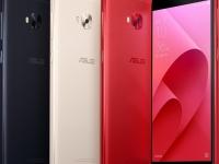 ASUS Zenfone 4 Selfie Lite - селфи-смартфон с 13МП фронтальной камерой  - изображение