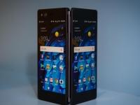 Выпущен складной смартфон ZTE Axon M с двумя экранами - изображение