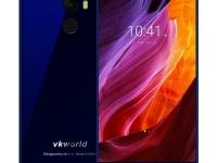 Безрамочник Vkworld Mix 2 получил 6ГБ ОЗУ и аккумулятор на 5500мАч - изображение