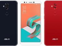 Asus Zenfone 5 Lite : общее значение камер составляет 72МП - изображение