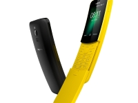 Nokia 8110 4G - необычный смартфон-слайдер в форме