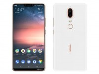 Модель Nokia X6 может стать первым смартфоном HMD Global с вырезом на экране - изображение