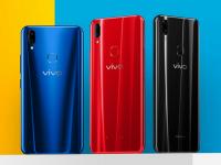 Новинка Vivo Z1: недорогой смартфон с вырезом на экране - изображение