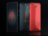 Смартфон игровой направленности Nubia Red Magic получил камуфляжный корпус - изображение