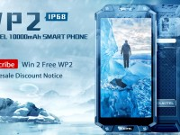Смартфон Oukitel WP2 получил аккумулятор на 10000 мАч и ценник в 260 USD - изображение