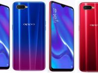 Анонсирован самый дешевый смартфон Oppo K1 со сканером отпечатков пальцев и быстрой подзарядкой - изображение