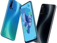Официально презентован новенький Huawei Nova 5i - изображение