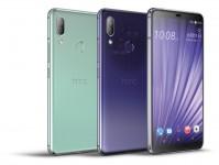 Дорогой, но стильный HTC Desire 19+ теперь доступен и в Европе - изображение