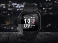 Фитнес часы Amazfit Ares - умное устройство с оттенком военного дизайна - изображение