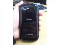 Смартфон Nexus S был показан на конференции Web 2.0 Summit - изображение