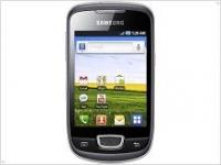 Android-смартфон Samsung Galaxy POP — для CDMA-сетей - изображение