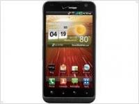 Новый android-смартфон LG Revolution с поддержкой LTE стандарта - изображение