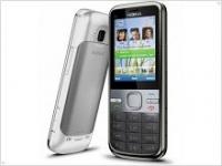 Nokia анонсировала новый смартфон Nokia C5-00 5MP на базе Symbian - изображение
