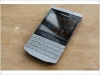BlackBerry Knight 9980 – эксклюзивная новинка от RIM и Porsche Design - изображение