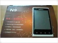 Белый Nokia N9 под управление Android (Видео) - изображение