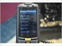 Анонсирован сверхпрочный смартфон Caterpillar CAT B10 - изображение