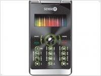 Труднодоступный и ультратонкий телефон Senseit M2 - изображение