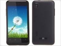 Бюджетный смартфон ZTE Blade C на Android Jelly Bean - изображение