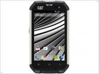 Защищенный Android смартфон Caterpillar B15 (Видео) - изображение