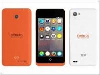 Телефоны с операционной системой Firefox OS - изображение