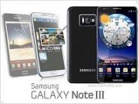 Первое фото смартфона Samsung Galaxy Note III  - изображение