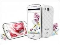 Стильный женский смартфон BLU Amour  - изображение