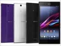 Анонс творческого смартфона Sony Xperia Z Ultra - изображение