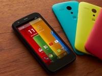 Не стыдно и промокнуть - смартфон Moto G - изображение