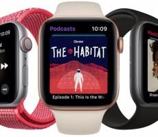Apple официально представила 4 поколение умных часов Apple Watch