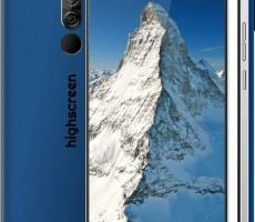 Презентация недорого смартфона Highscreen Power Five Max 2