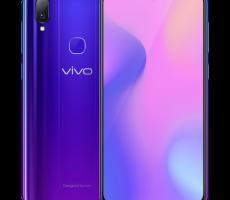 Vivo представила очередной смартфон Vivo Z3 на базе Snapdragon 670