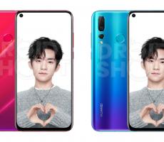 Телефон Huawei Nova 4 снабдят процессором Kirin 970 и 8 ГБ оперативки