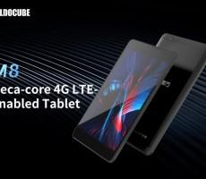 Alldocube M8: новый планшет с десятью вычислительными ядрами всего за