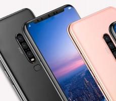Флагманы Huawei P30 и P30 Pro: с дыркой или с вырезом?