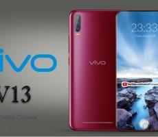 Новинка Vivo V13 Pro: 5 камер с разрешением 100 МП в сумме