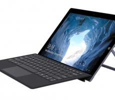 Новинка Chuwi Ubook - планшет 2-в-1 с 1 ТБ встроенной памяти