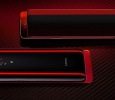 Начались предварительные продажи смартфона Lenovo Z5 Pro GT с новым