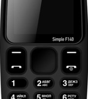 Дешевый кнопочник Jinga Simple F140: без всяких наворотов