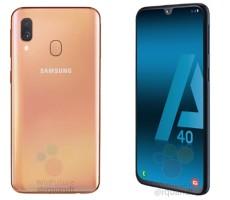 Утечка о ТТХ и стоимости нового Samsung Galaxy A40