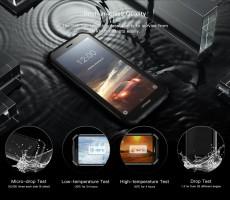 Новинка Doogee S40: с защитой и поддержкой NFC и стоимостью 90 долларов