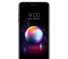 LG официально презентовала смартфон K12+: новенький дизайн и