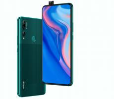 Новинка Huawei Y9 Prime 2019: оригинальная фронталка и тройная камера