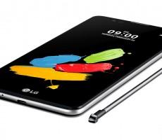 Смартфон LG Style2 представили на всеобщее ознакомление