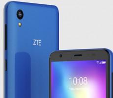 100-долларовый смартфон ZTE Blade A5 2016: 5.4 дюймовый экран в формате HD+