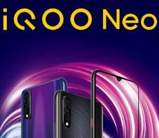 Бренд iQOO подготовил к выпуску свой новенький смартфон iQOO Neo
