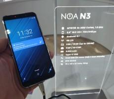Простенький NOA N3 выходит в продажи
