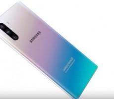 Первые сведенья касательно Galaxy Note 11
