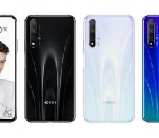 Honor 20S: новый смартфон для рынка СНГ, совсем не типичный для