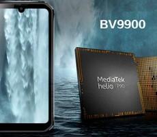 BLACKVIEW BV9900: новый защищенный смартфон, выход которого