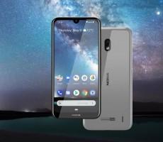 Nokia 2.3: бюджетный смартфон с технологией искусственного
